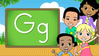 Download - The Alphabet A-Z - Letter G