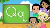 Download - The Alphabet A-Z - Letter Q