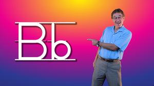 Video Download - Let's Learn About the Alphabet - Letter B