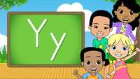 Download - The Alphabet A-Z - Letter Y