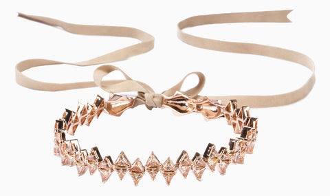 Outhouse Rose Gold Choker