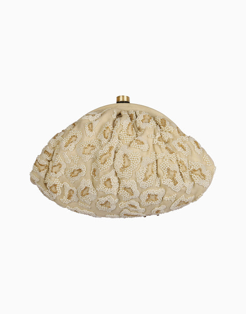 Lovetobag-Gold Risque Soft Pouch-INDIASPOPUP.COM