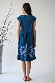 Indigo Kyoho Dress