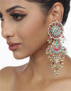 Multicolor Adhya Magar Earring