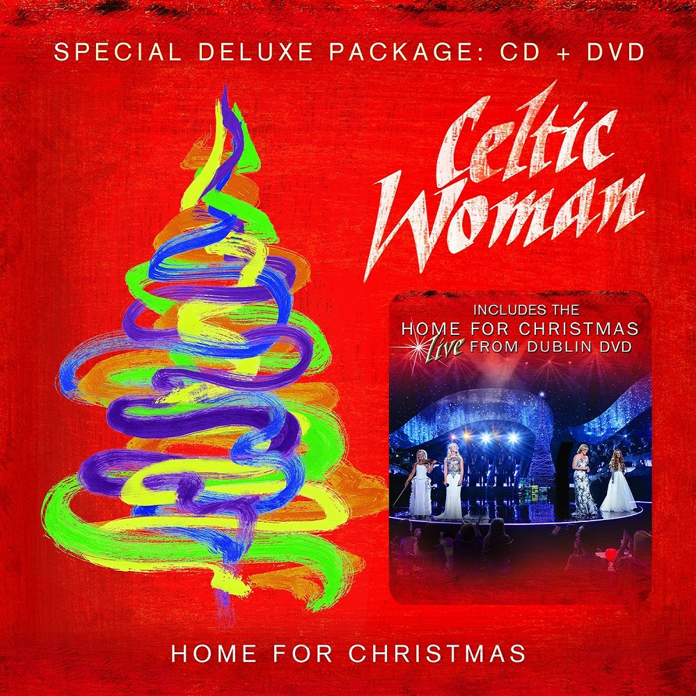 Celtic Woman Christmas.Celtic Woman Home For Christmas Cd Dvd Celtic Collections