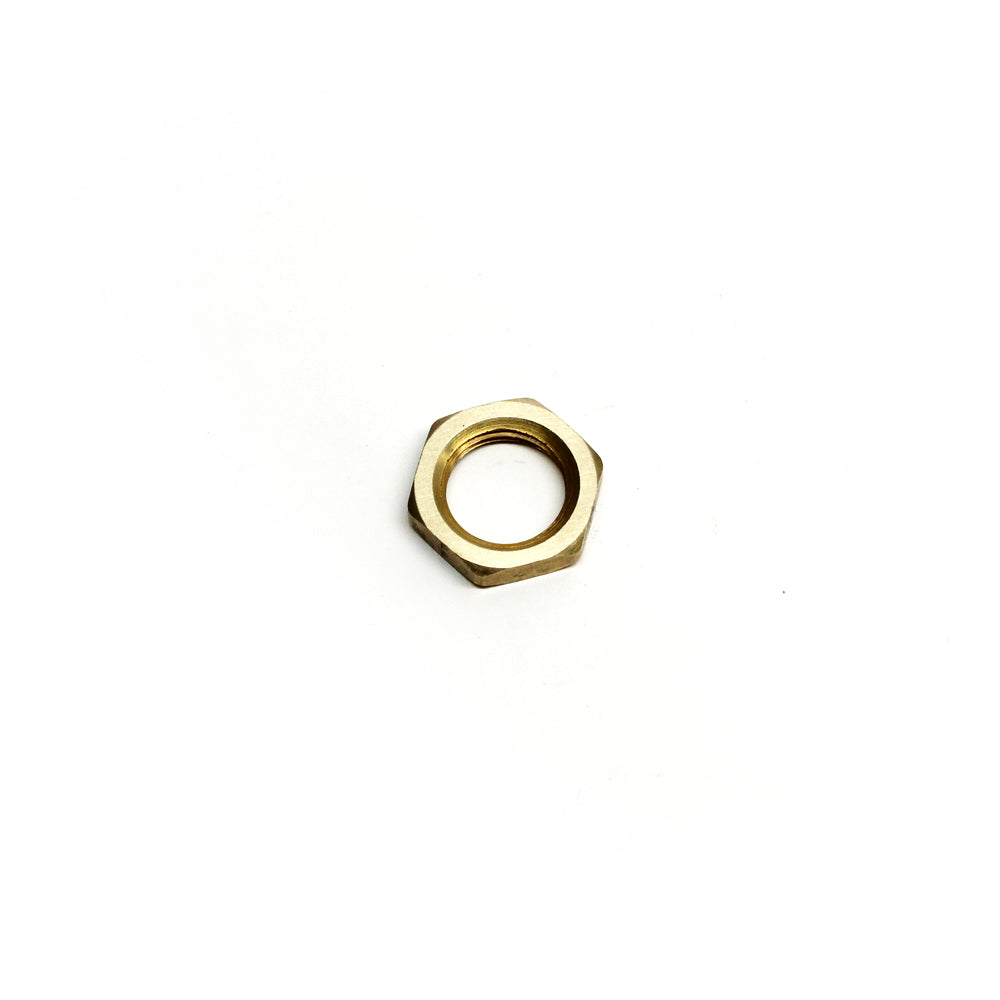 "1/2"" Locknut for Locking Pipe Threads"