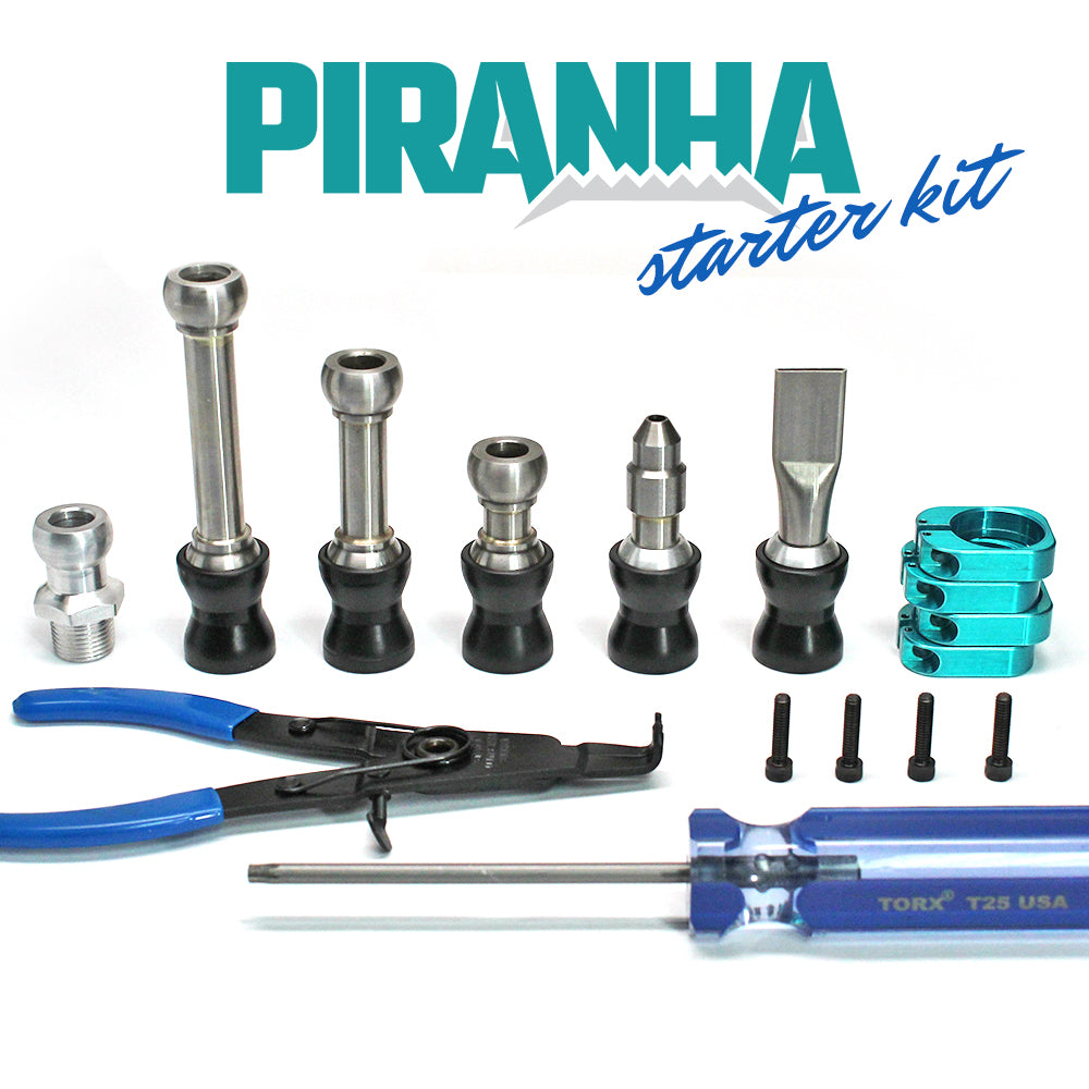 Piranha Starter Kit