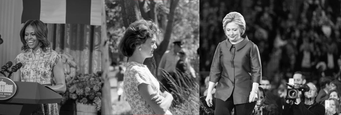 Jackie, Hillary & Michelle: America's Most Prominent First Ladies & Their Jewelry