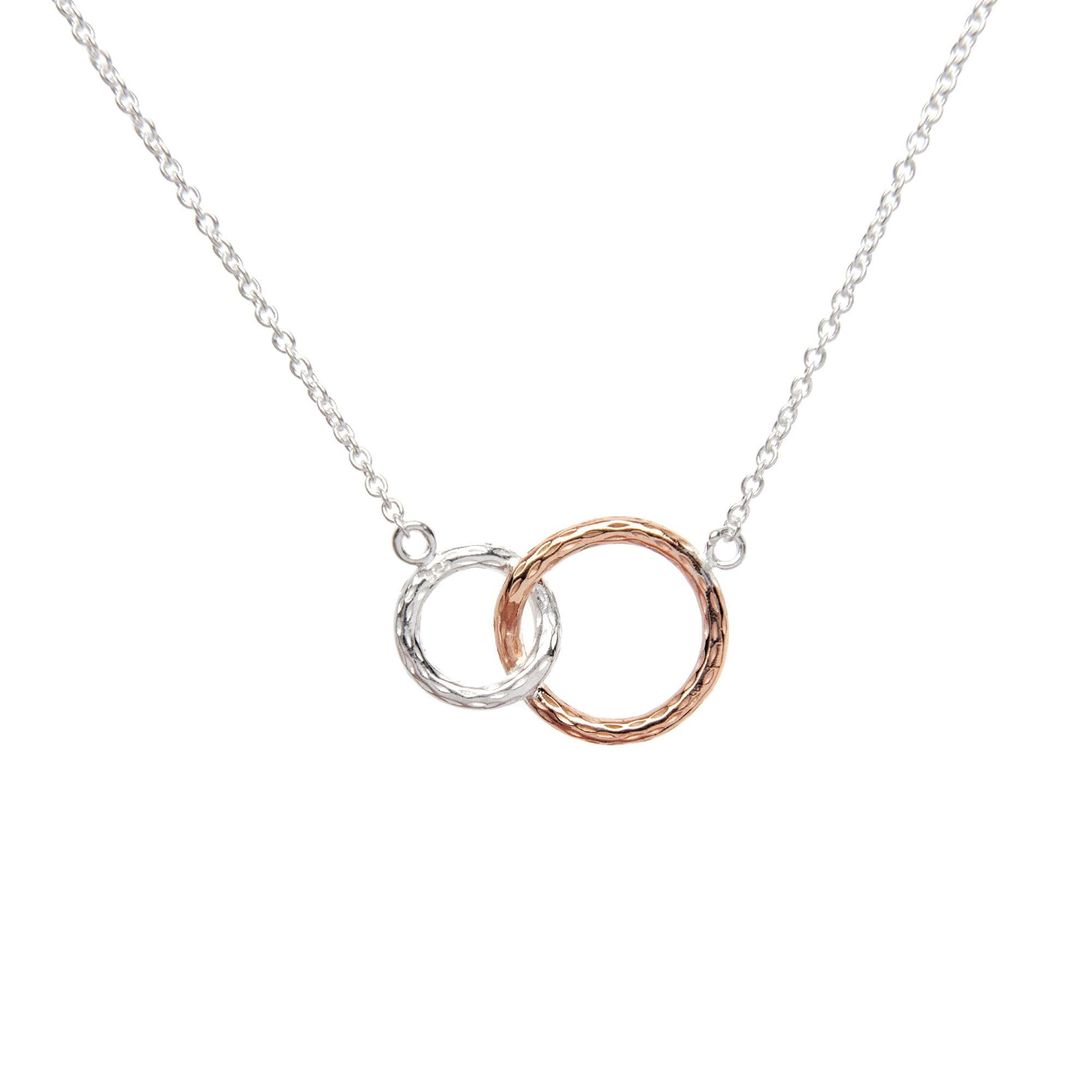felicity gemstone the hoop multi filled pendant design necklace in gold valltasy