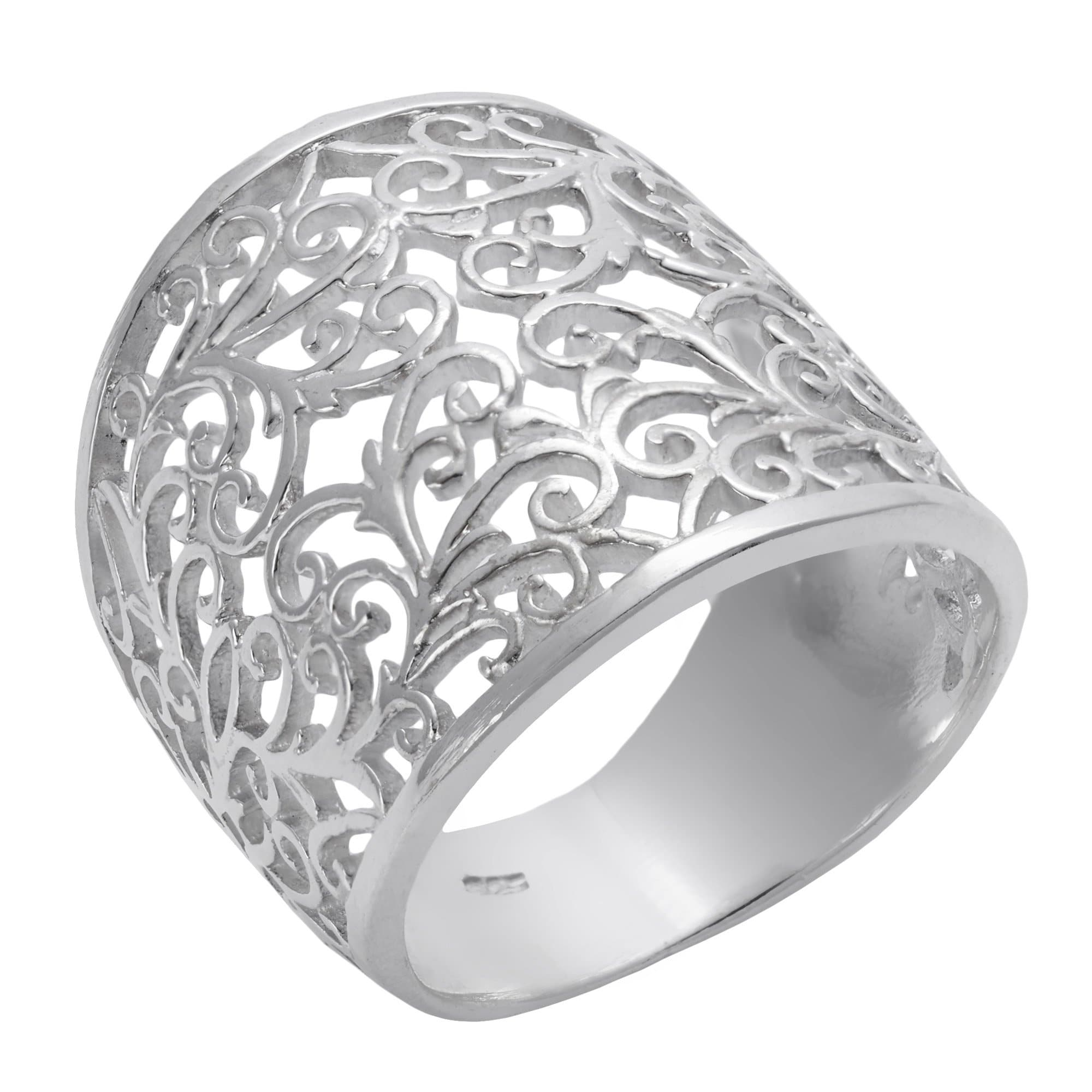 bands fine jewelry ring tulsa seville of product band filigree buffalo