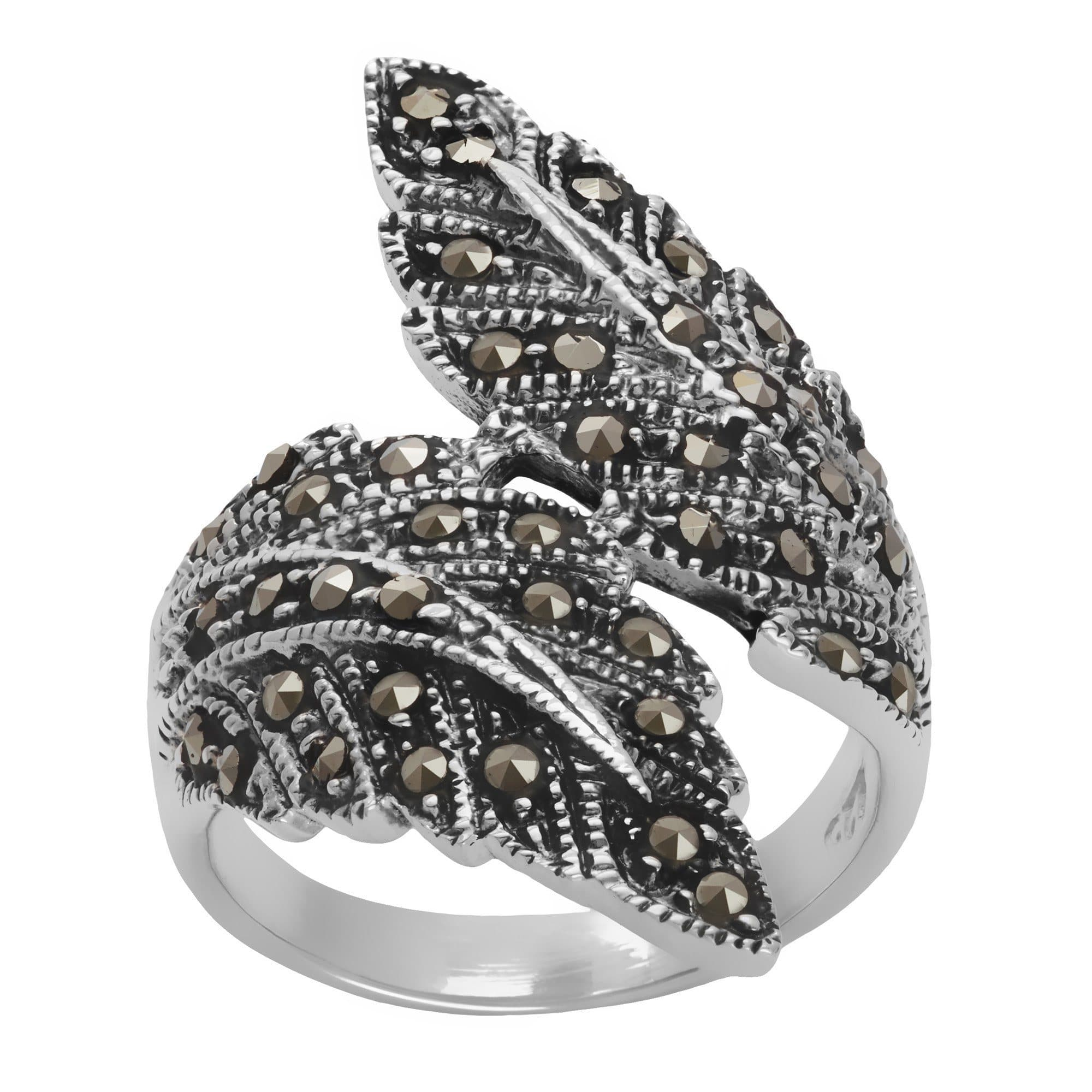 silverlust silver rings ring and sterling jewelry fine product marcasite poison