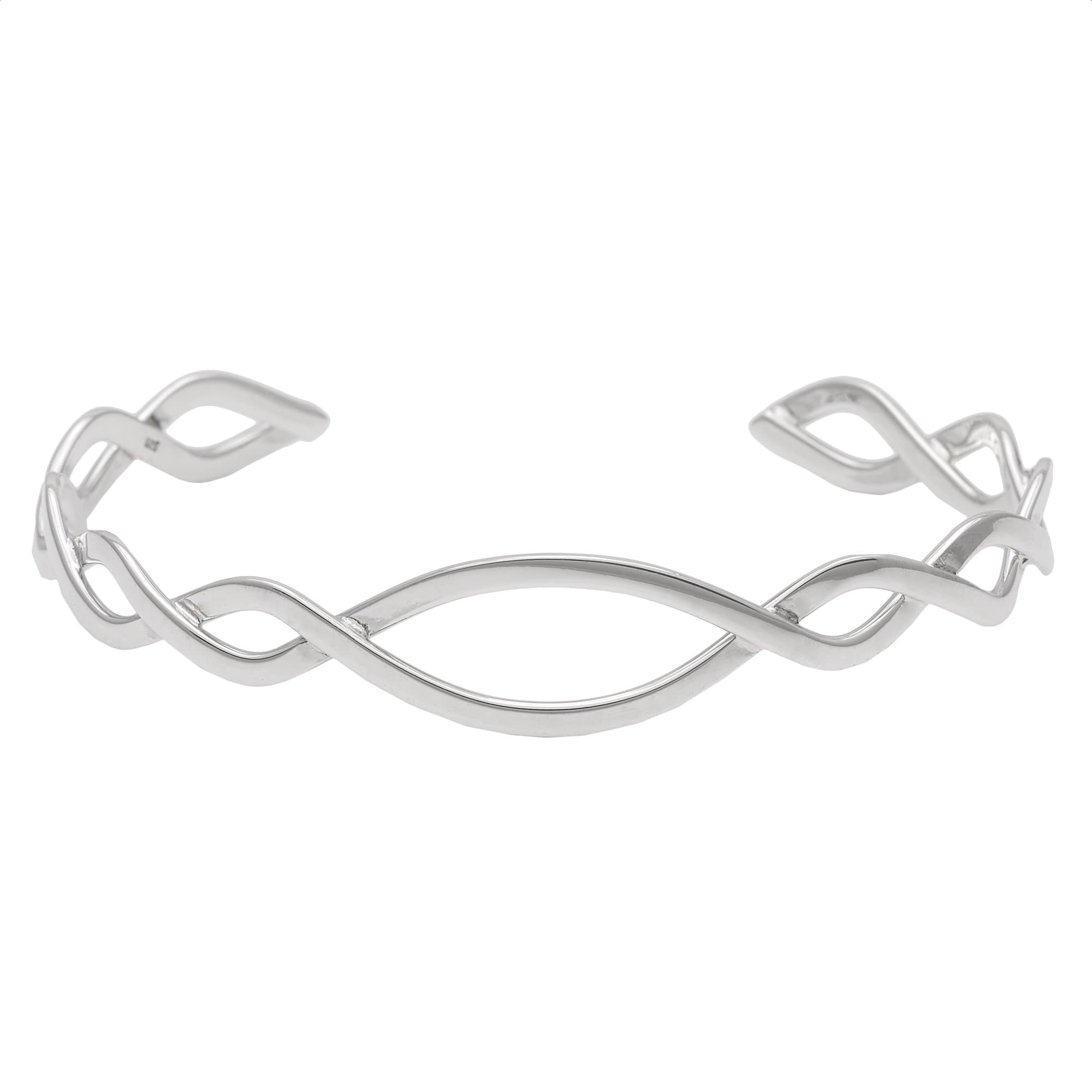 bangles sure genuine pin silver plain will knots the knot exceptional bangle bracelets quality celtic you bracelet love of our to are solid crafted sterling fit