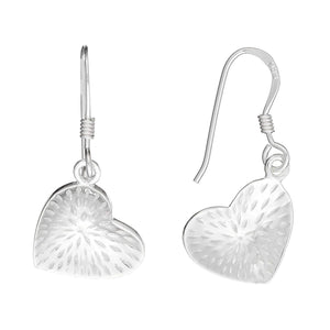 Load image into Gallery viewer, Sterling Silver Love Heart Set