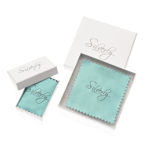 Load image into Gallery viewer, Sterling Silver Square Stud Earrings