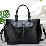 Fashion Soft Leather Handbags Women Shoulder Bags Crossbody Bags Tote Bag