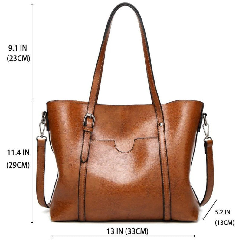 Women Top Handle Satchel Handbags Shoulder Bag Tote Purse
