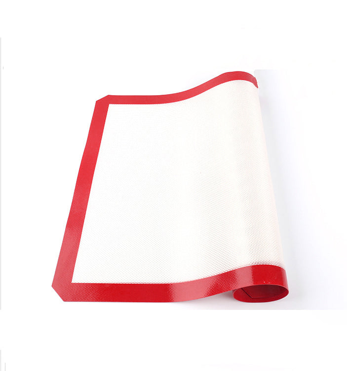 Non-Stick Liner Silicone Baking Mat for Pastry Bake Pans & Rolling