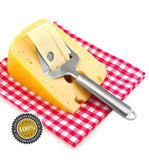 Stainless Steel Cheese Plane Slicer Cutter Knife For Hard Cheese