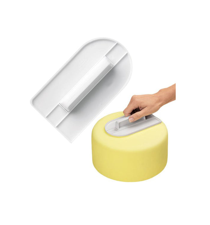Easy Glide Fondant Cake Smoother Decorating Tool for Pastry Buttercream