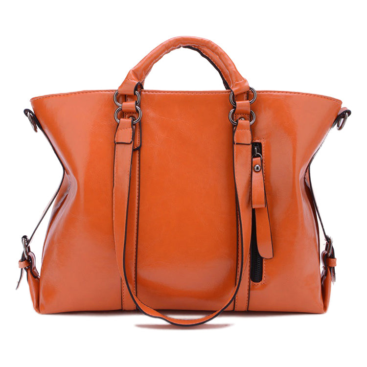 Leather Tote Bag for Women, Shoulder Bag Handbag Crossbody Bag