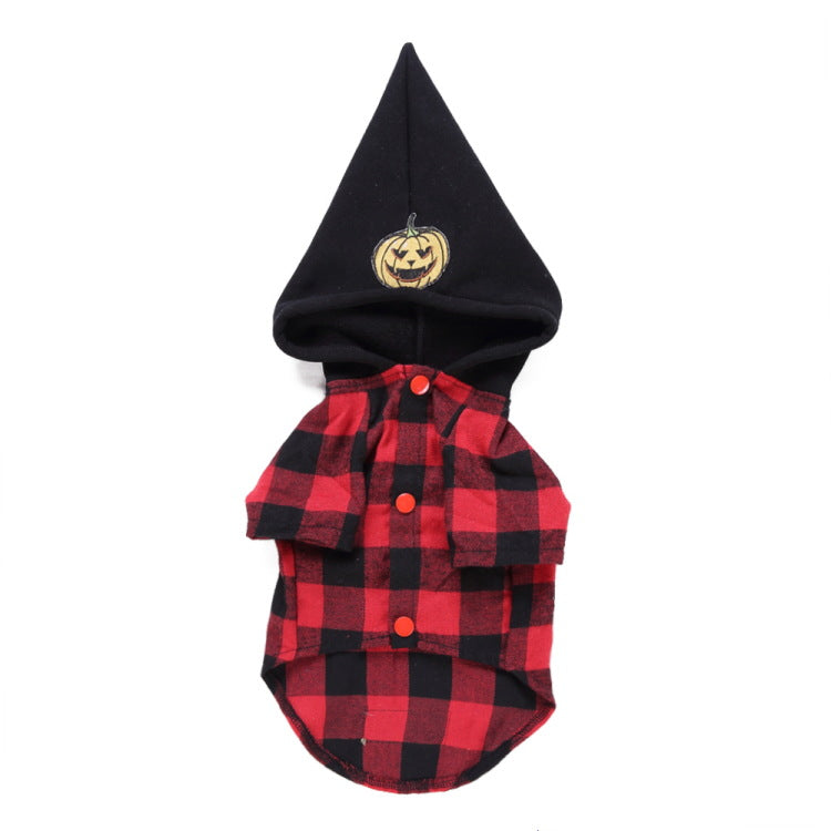 Halloween Wizard Pet Dog Puppy Costume Pet Supplies