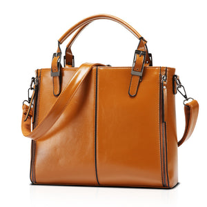 Classic Satchel Purses and Handbags for Women Shoulder Tote Bag