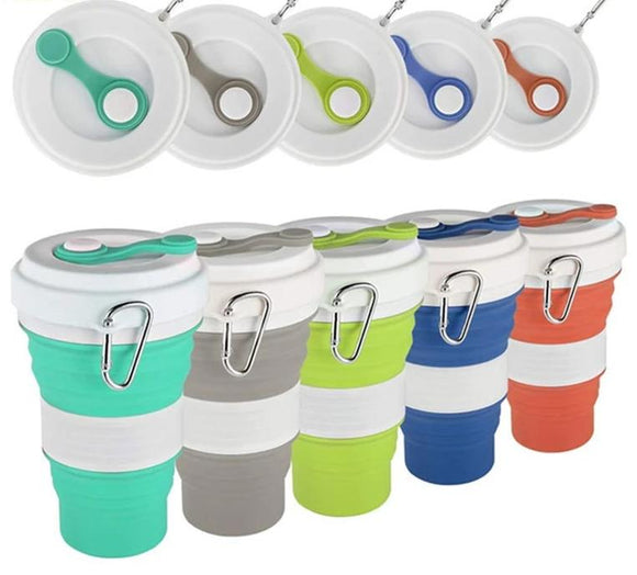 Folding Silicone Portable Cup