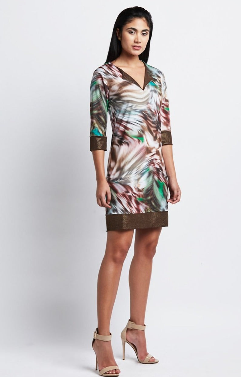 Ariana Tunic Jungle