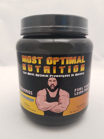 Most Optimal Nutrition Preworkout With 1,5 DMHA