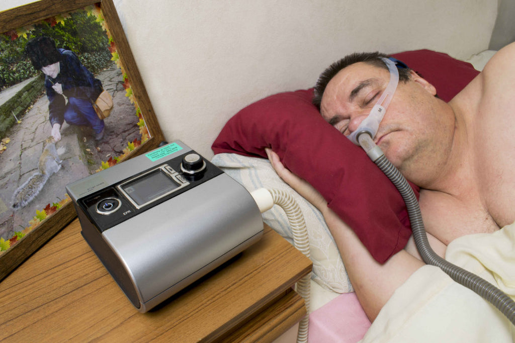 How CPAP Treatment Can Help You Accomplish Your New Year's Resolutions Weight Loss and Eating Better