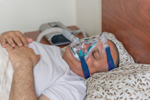 Improving Sleep Quality with CPAP