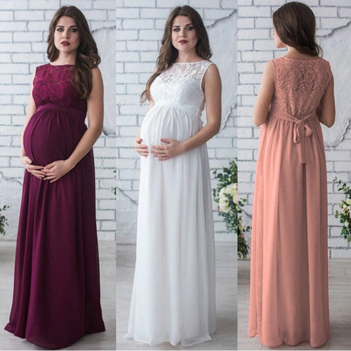 Maternity Gowns for Baby Shower