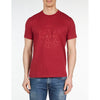 MEN'S SSL T-SHIRT Vuarnet  648 BORDEAUX XXL  MEN  TOPS