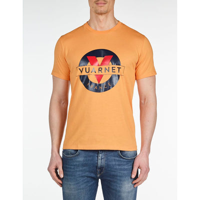 MEN'S SSL T-SHIRT Vuarnet  761 BURNT APRICOT XXL  MEN  TOPS