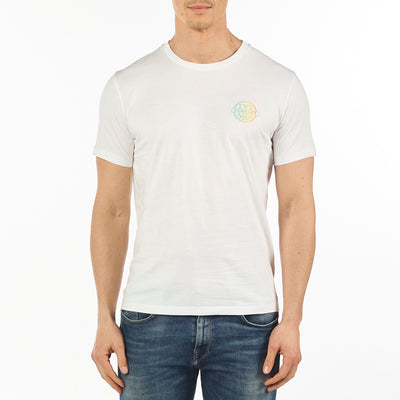 MEN'S SSL T-SHIRT VUARNET, 100 White XXL  MENS