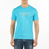 MEN'S SSL T-SHIRT VUARNET, 408 LAGOON BLUE XXL  MENS