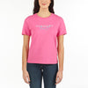 WOMEN'S SSL T-SHIRT VUARNET, 605 CAMELLIA XS  WOMENS