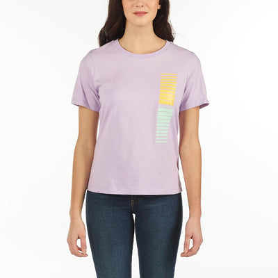 WOMEN'S SSL T-SHIRT VUARNET, 609 INDIAN ROSE XS  WOMENS