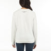 WOMEN'S SWEATER CREW NECK