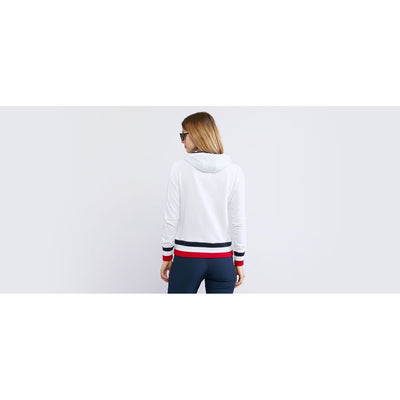 FLEECE ADRIATICA Vuarnet  00 White S  WOMEN