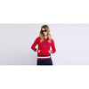 FLEECE ADRIATICA Vuarnet  032 RED XL  WOMEN