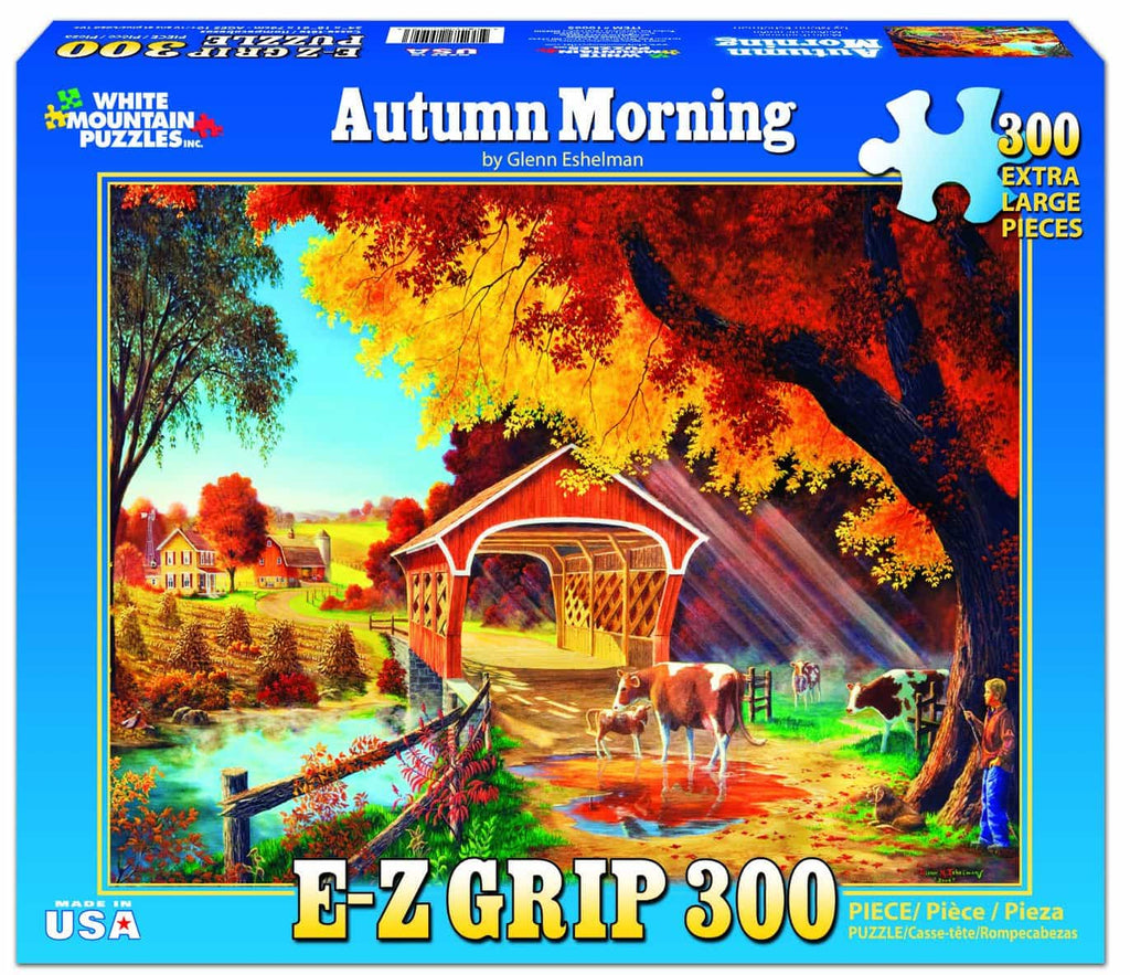 Autumn Morning - 300 Pieces - DISC