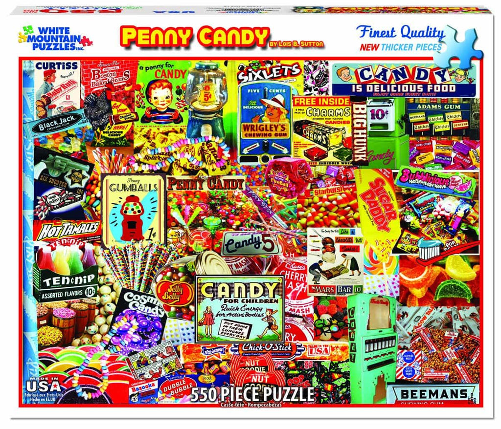 Penny Candy - 550 Pieces
