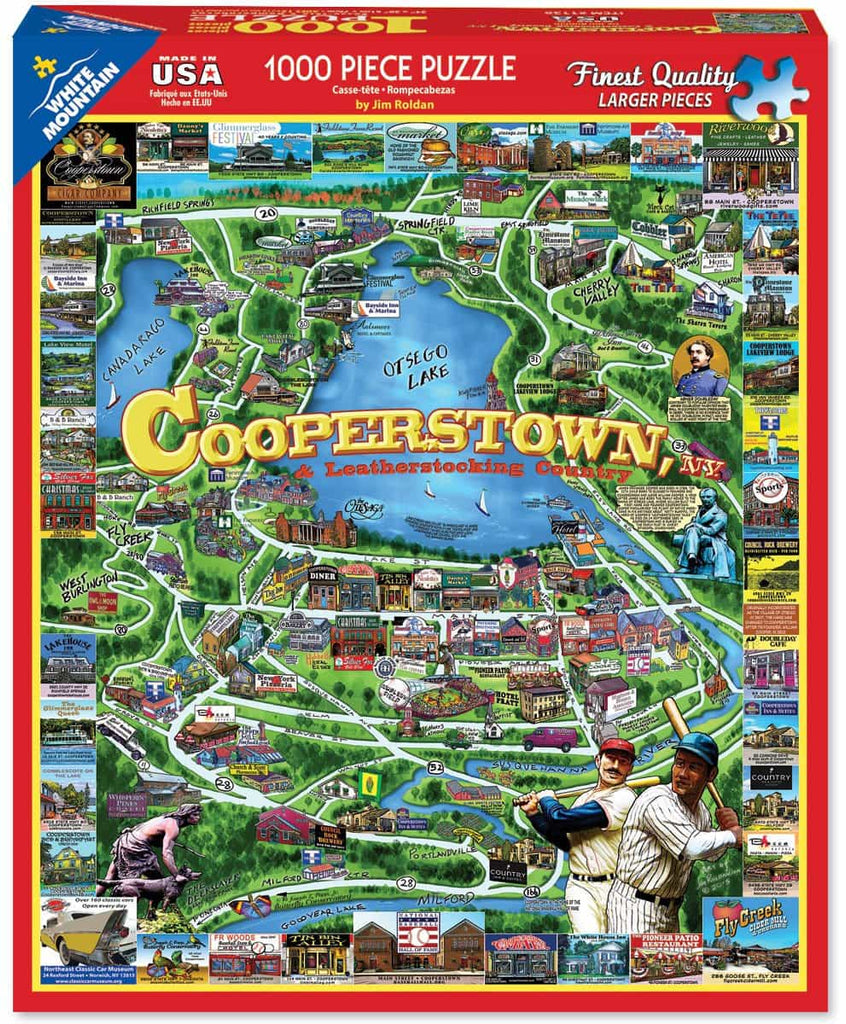 Cooperstown - 1000 Pieces