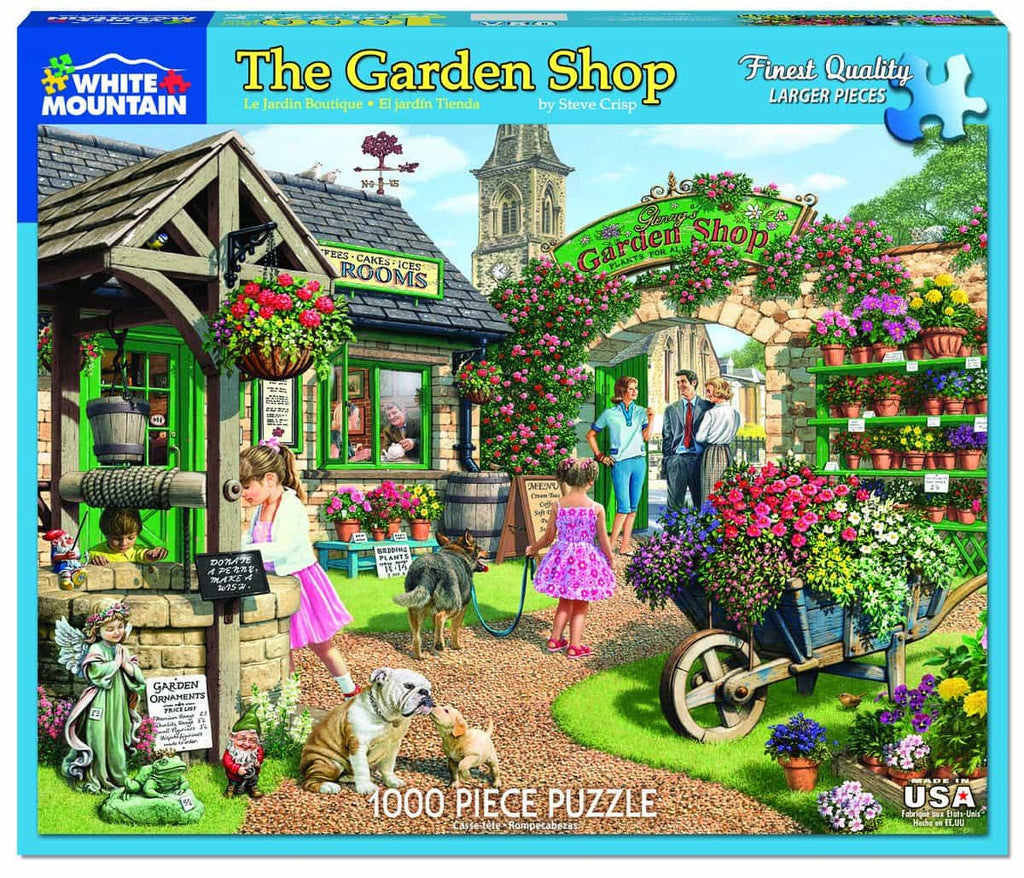 The Garden Shop - 1000 Pieces - DISC