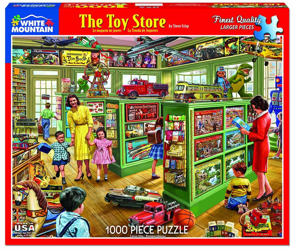 The Toy Store - 1000 Pieces