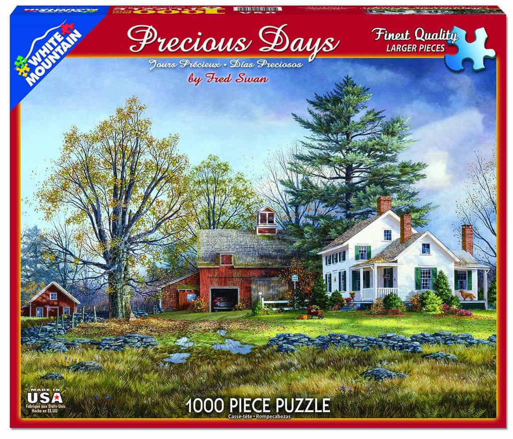Precious  Days - 1000 Pieces - DISC