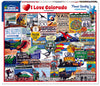 I Love Colorado (1179pz) - 1000 Piece Jigsaw Puzzle
