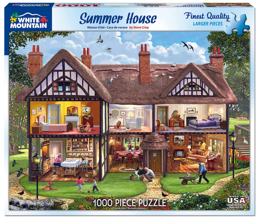 Summer House  - DISCONTINUED