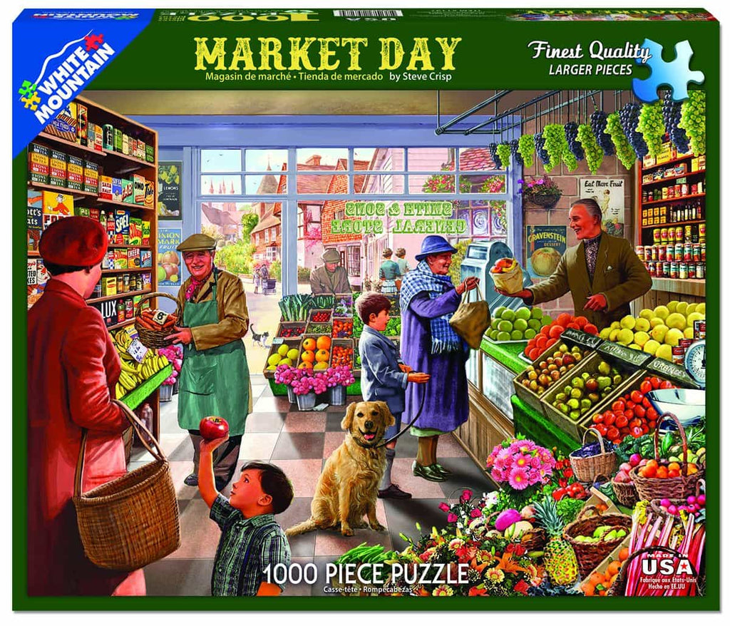 Market Day - DISC